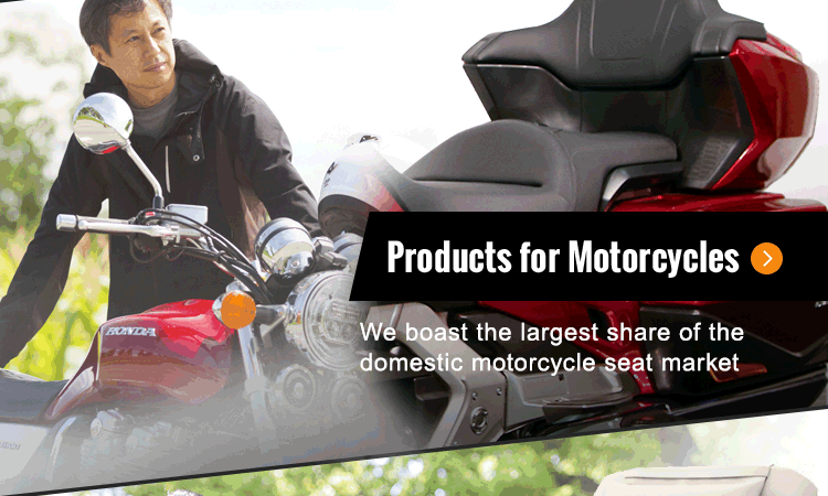Products for Motorcycles